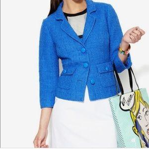 Kate Spade Hadley Tweed Blazer
